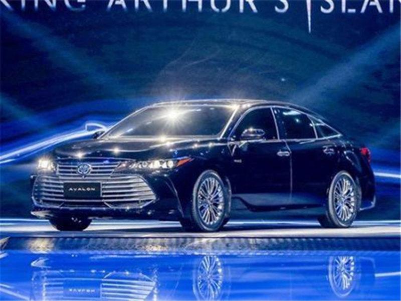 <b>丰田亚洲龙电动版将在天津投产 年产4.4万辆</b>