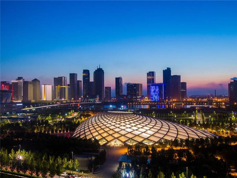 天津溪谷云科技论中小传统企业寻出路