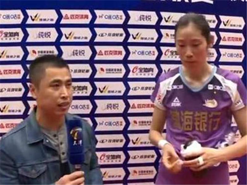 朱婷20分助天津拿到两连胜 球迷:女排世俱杯她能再夺MVP吗?