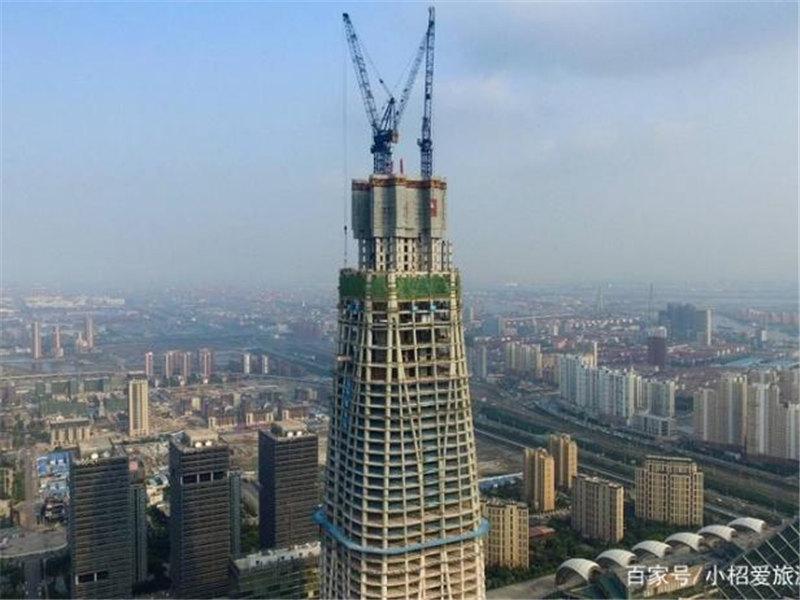 """天津这座高楼,将是天津滨海新区""""第一高楼"""",成为地标性建筑"""