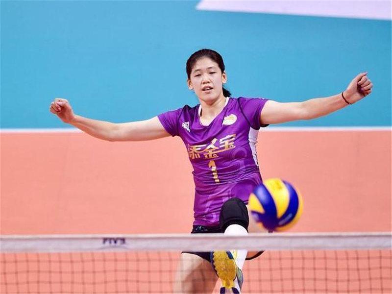 <b>北京女排3-1两连胜天津,率先拿到排超联赛决赛赛点</b>
