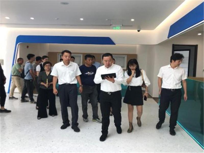 民生银行天津分行开展网点建设工程综合验收工作