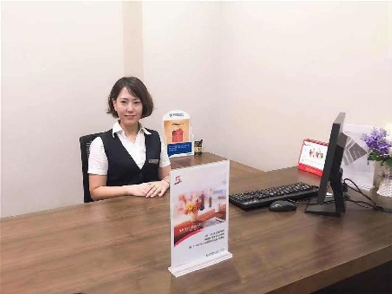 民生银行天津中新生态城支行厅堂主管薛淙馨