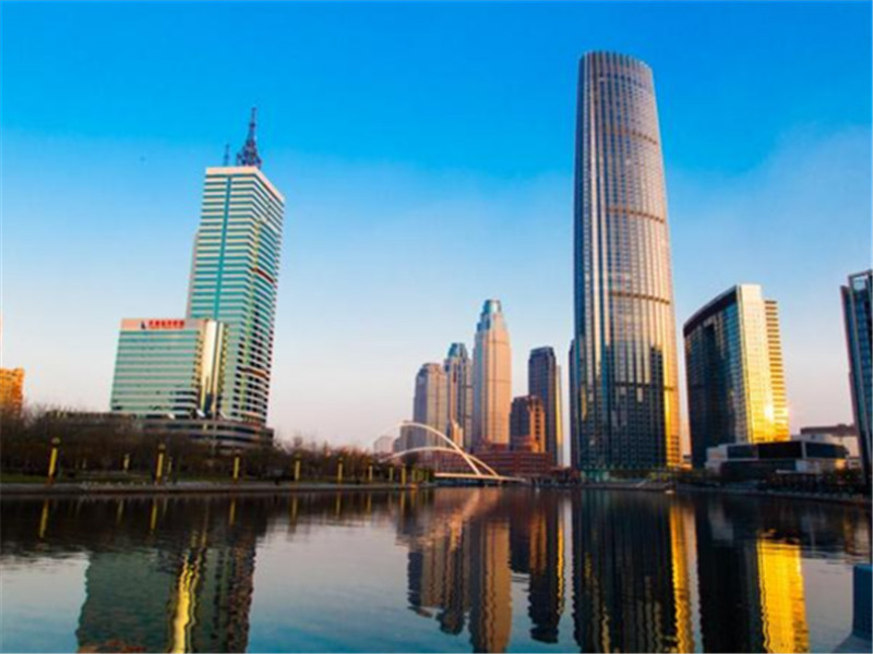 中国经济第五强城市,天津颜值爆表,发展迅速GDP直逼北上广