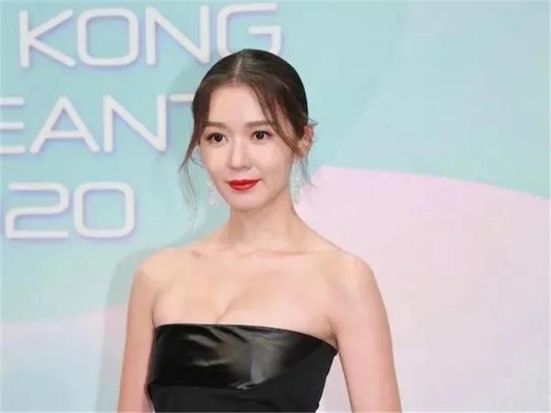 淡出娱乐圈一年,TVB小花终于复出拍港剧