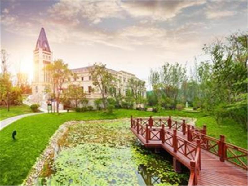 置业天津优选 看小镇如何在京津新城就势生长