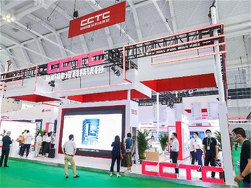 标准院亮相天津首届绿色智慧建筑博览会